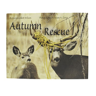 Autumn Rescue by Karen Collett Wilson and Photography by Susan A. Zerga