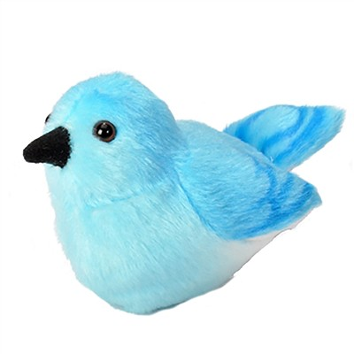 Bird - Plush - Mountain Blue Bird