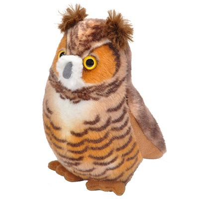 Predatory Bird - Plush - Great Horned Owl