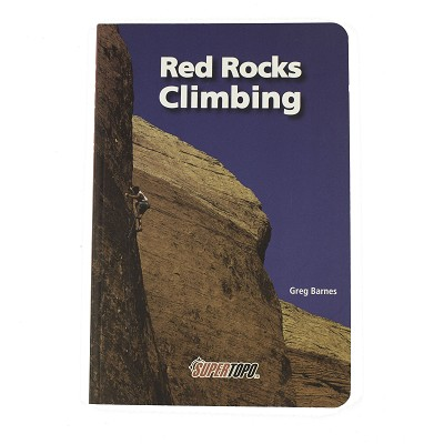 Red Rocks Climbing - SuperTopos by Greg Barnes