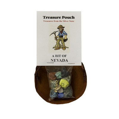A Bit of Nevada - Treasure Pouch
