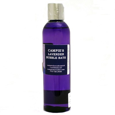 Lavender Bubble Bath 8 oz. - Made in Nevada