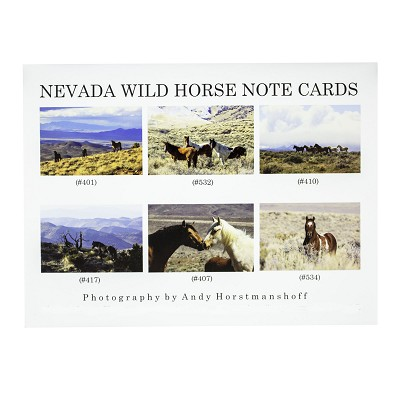 Note Cards - Statewide Assortment Six Cards Set 13