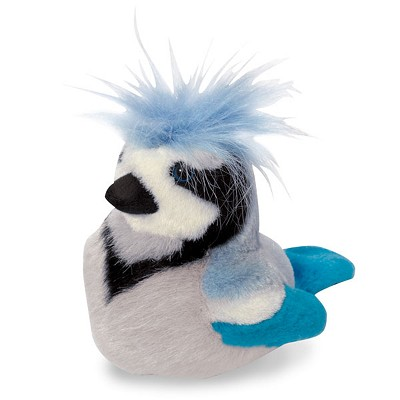 Bird - Plush - Blue Jay