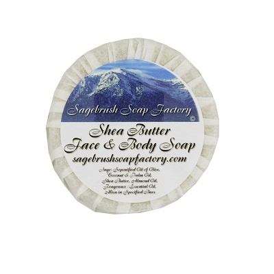 Orangewood Soap - Hand Made in Nevada