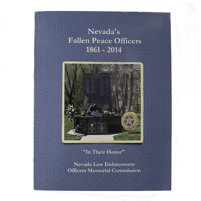 Nevada's Fallen Peace Officers 1861-2014