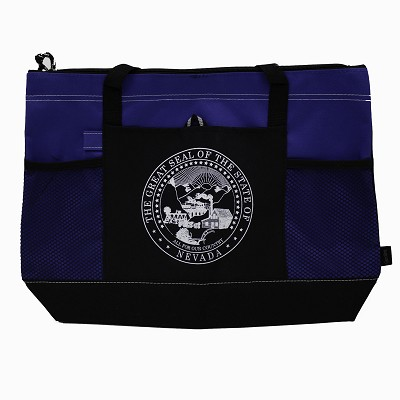 Tote - Nevada State Seal - Royal