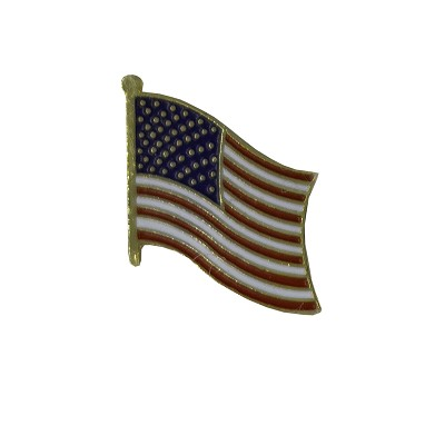 Lapel Pin - U.S. Flag
