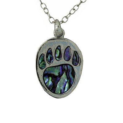 Necklace - Bear Paw - Large
