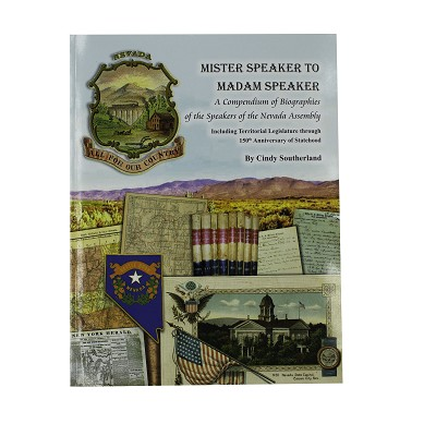 Mister Speraker to Madam Speaker by Cindy Southerland