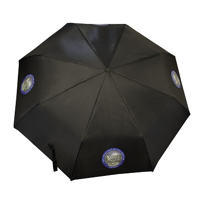 Black Umbrella with the Nevada State Seals