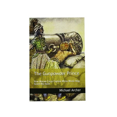 The Gunpower Prince by Michael Archer