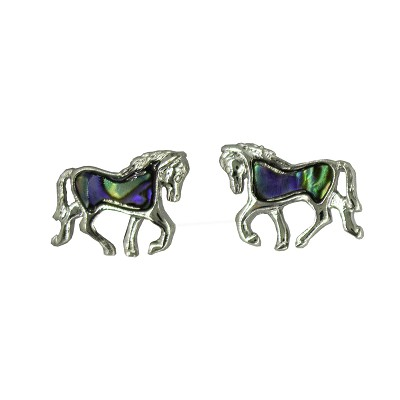Earrings - Horse Post